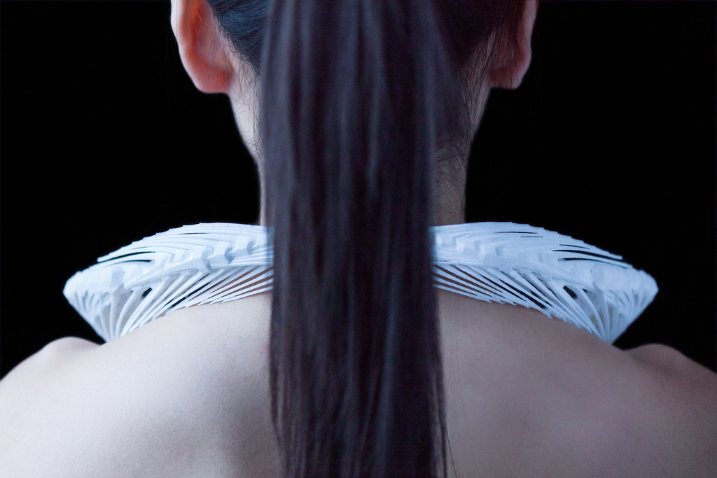 Collar 01 – Back Detail