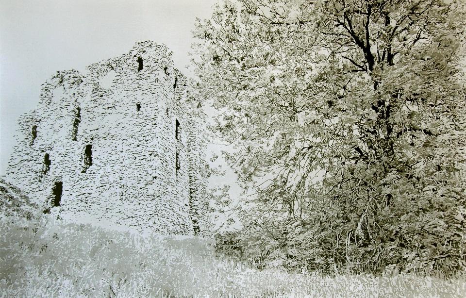 Tim Craven, Clun Castle