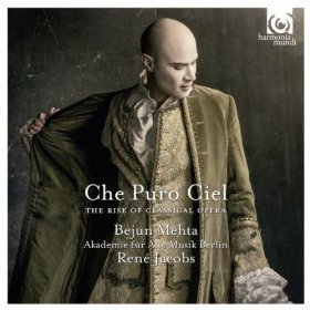 Final CD Cover designed by  Harmonia Mundi           Now avaliable at Amazon &  iTunes