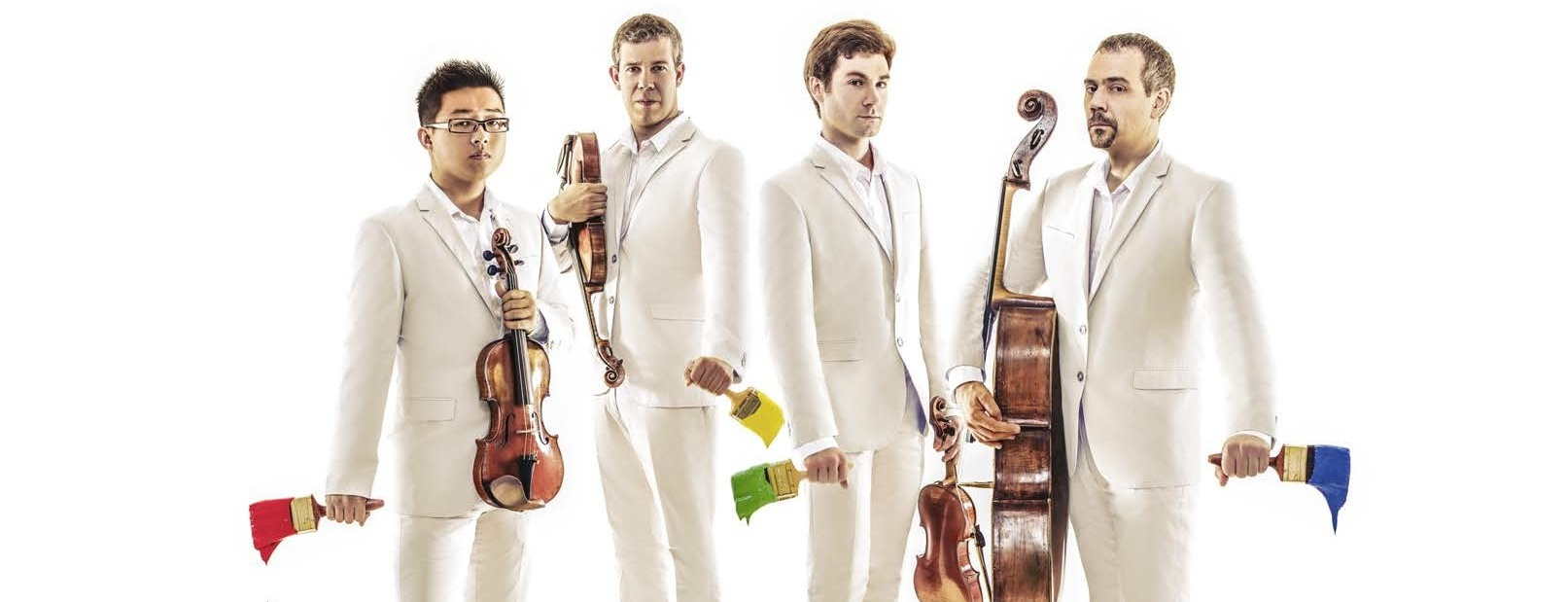 Quatuor Diotima  - Discover the story behind this picture  here