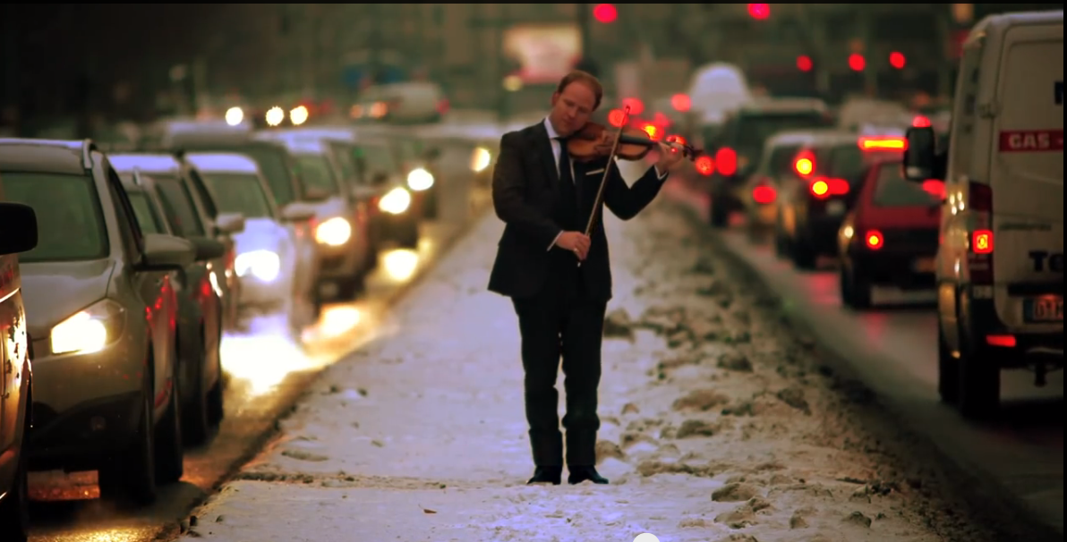 Frame of the Video