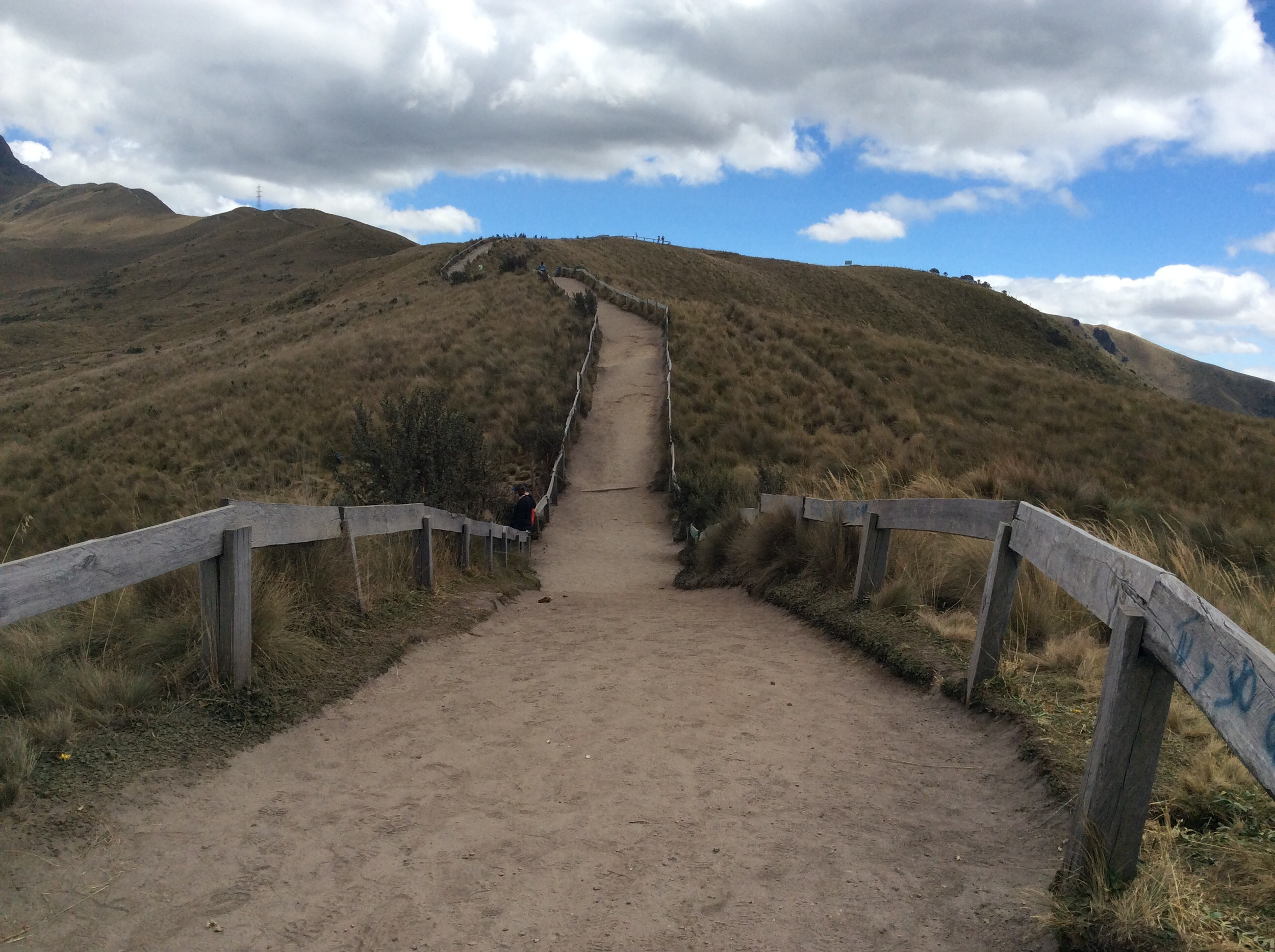 Another path that will eventually go even higher