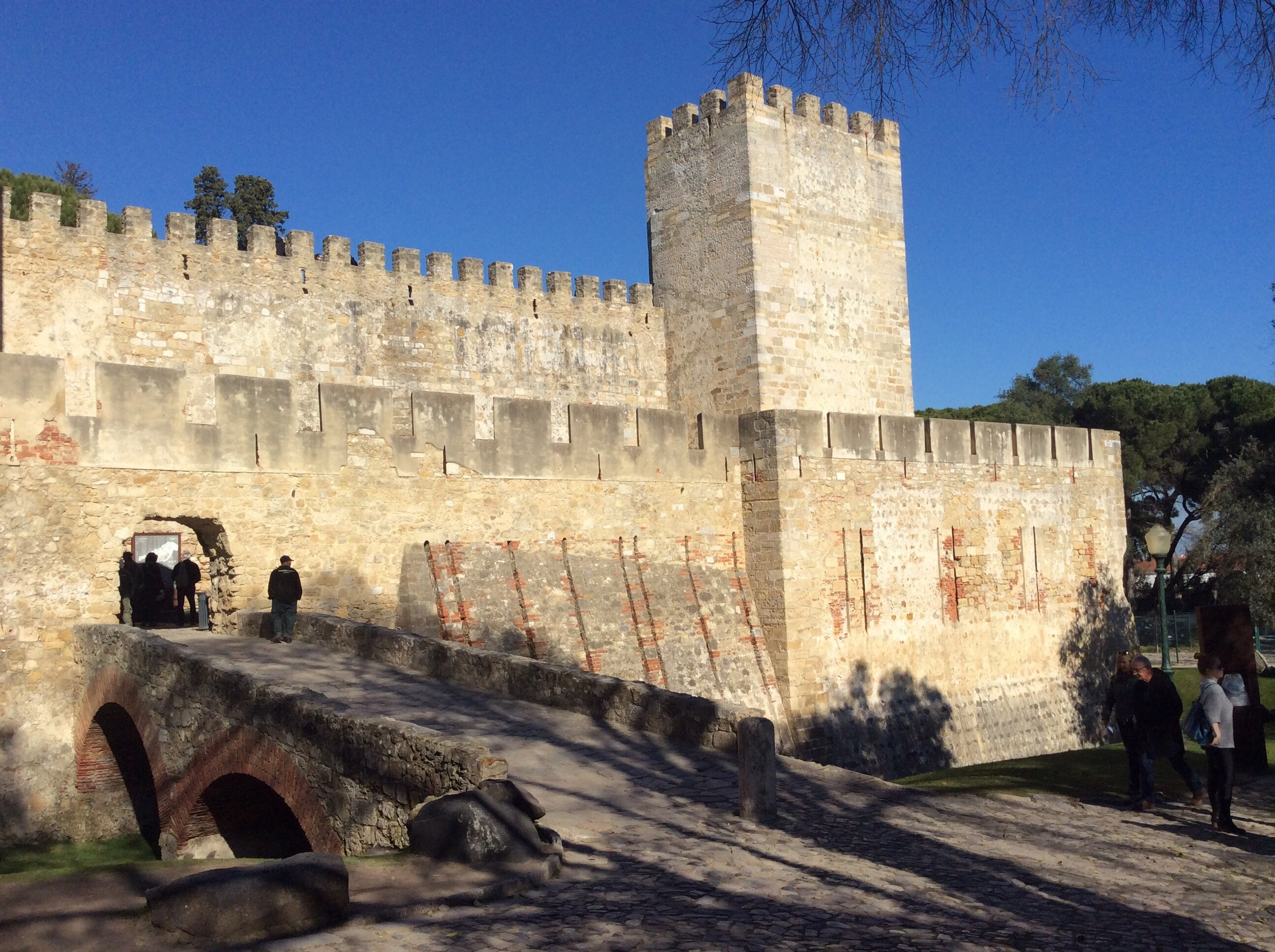 Another beautiful January day in Lisbon