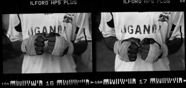 Katanga - The Female boxers of Kampala