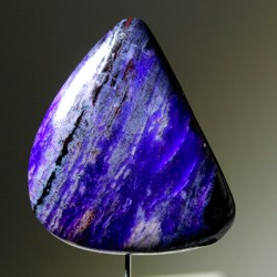 Sugilite image via  Crystal Cure