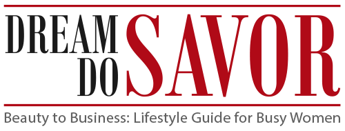 Click to read Anjie's guest blog articles at  Savor Magazine