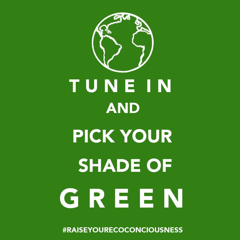 Image Credit: The Many Shades of Green