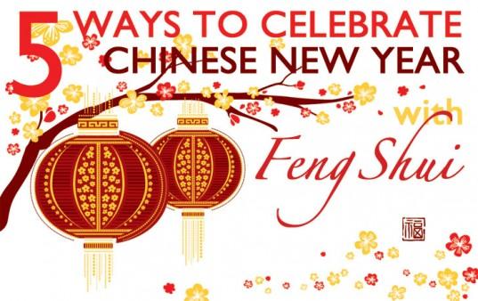 5 Ways to Celebrate Chinese New Year