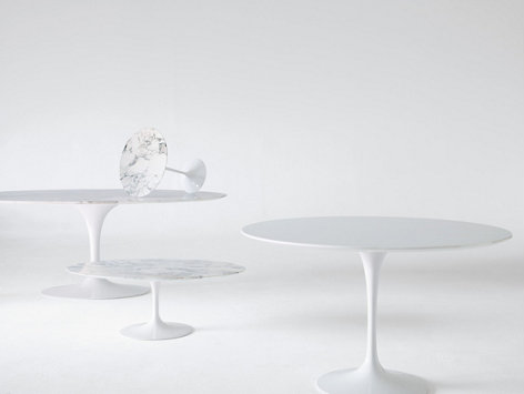 White Circular Marble Table.png