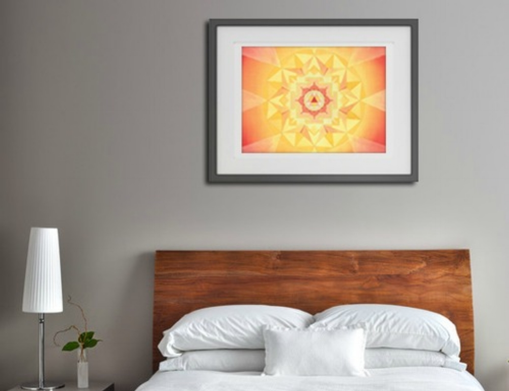 Q&A Sunday - Adding Fire to Your Bedroom with Art.jpg