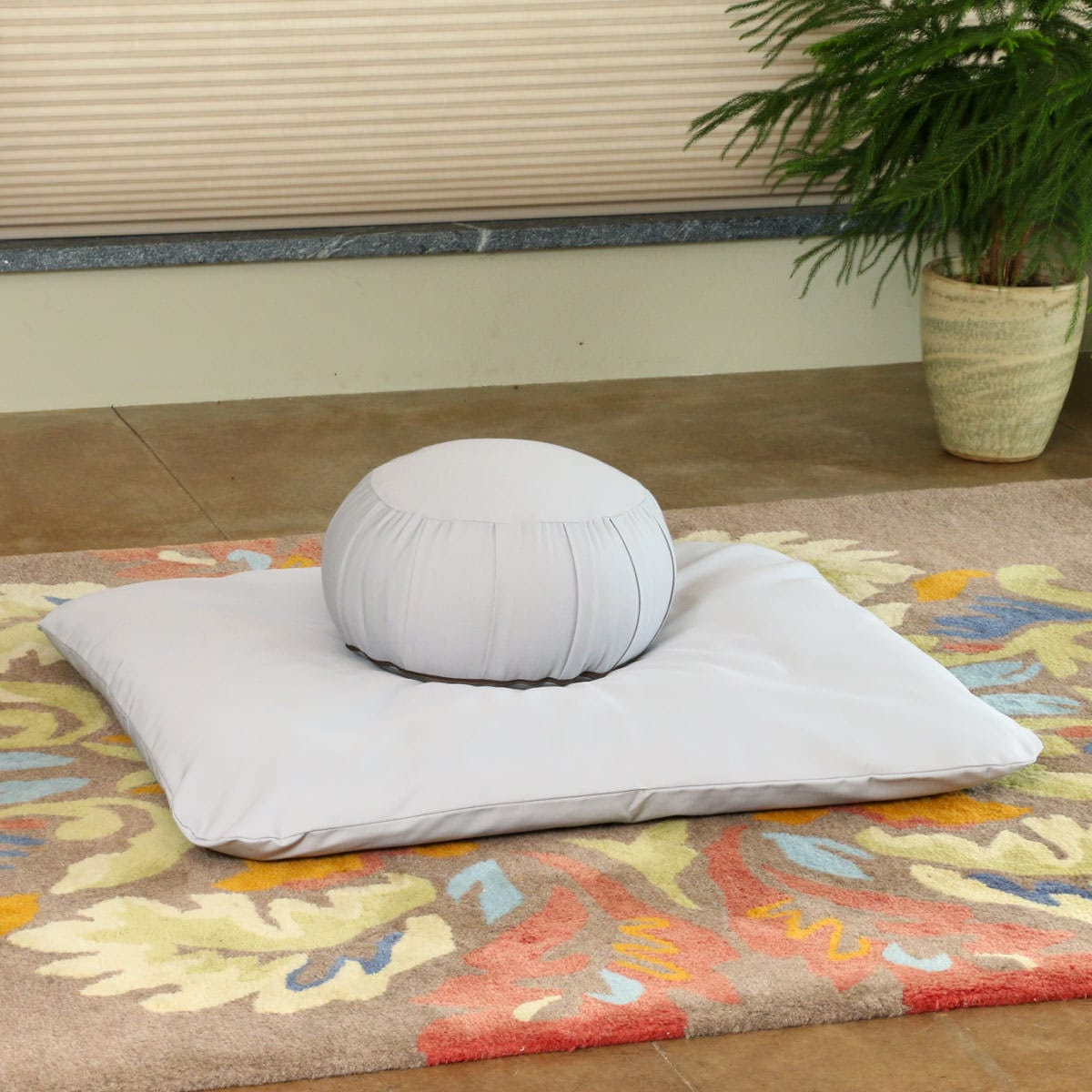 Zafu Zabuton Meditation Cushion Set.jpg