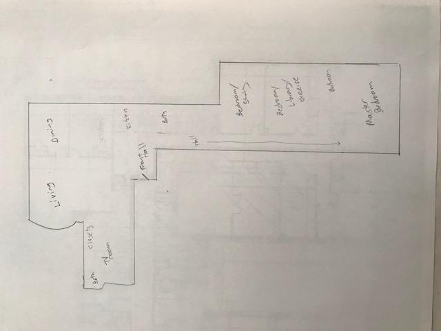 How Do I Lay the Bagua On My Odd Shaped Home - Floor Plan.jpg