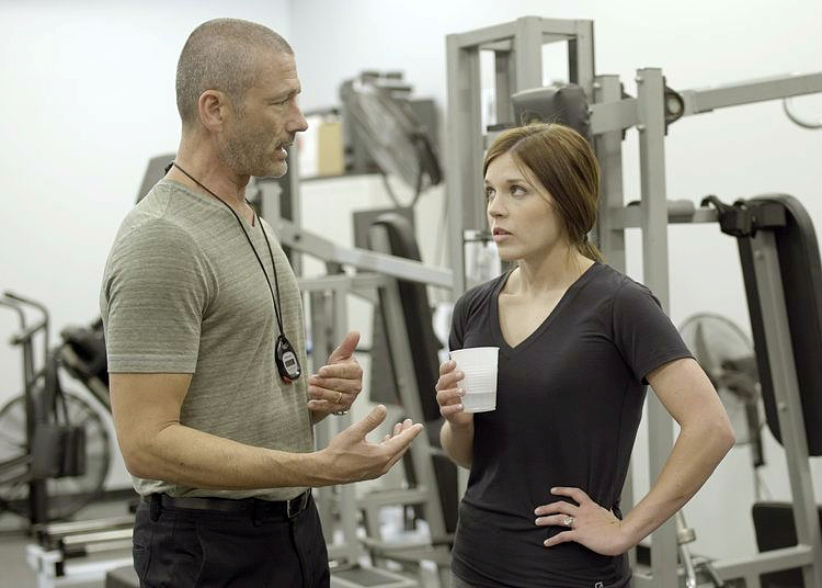 Science Fit founder Dr. Milligan discusses training with Emily.