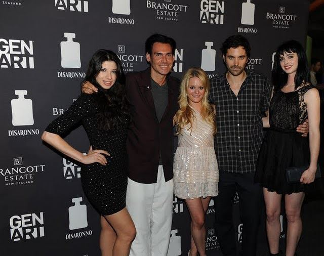"Gen Art: The premiere of ""Life Happens"" starring Krysten Ritter and Rys Coiro (""Entourage"")"
