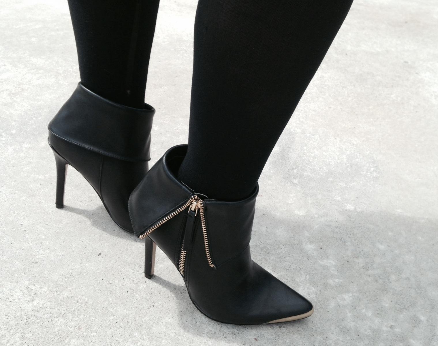 candy washington_black leather booties.JPG