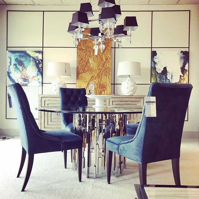 Elegant swellegant #contemporarydesign #lexingtonfurniture #precedentfurniture