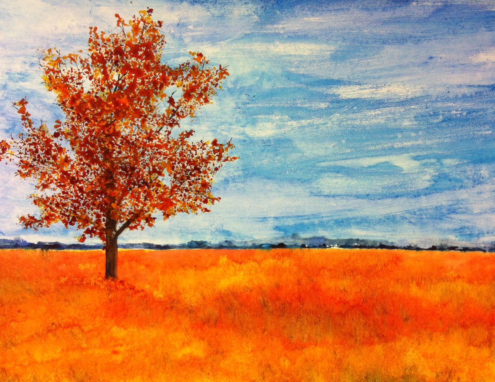 Prairie Tree
