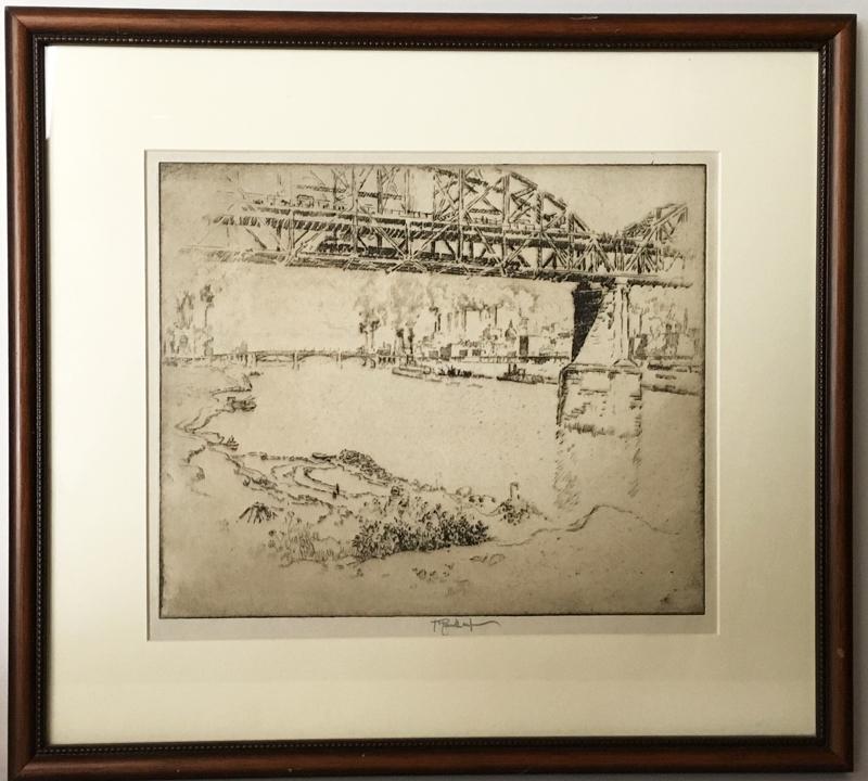 City Bridge, Saint Louis 1919