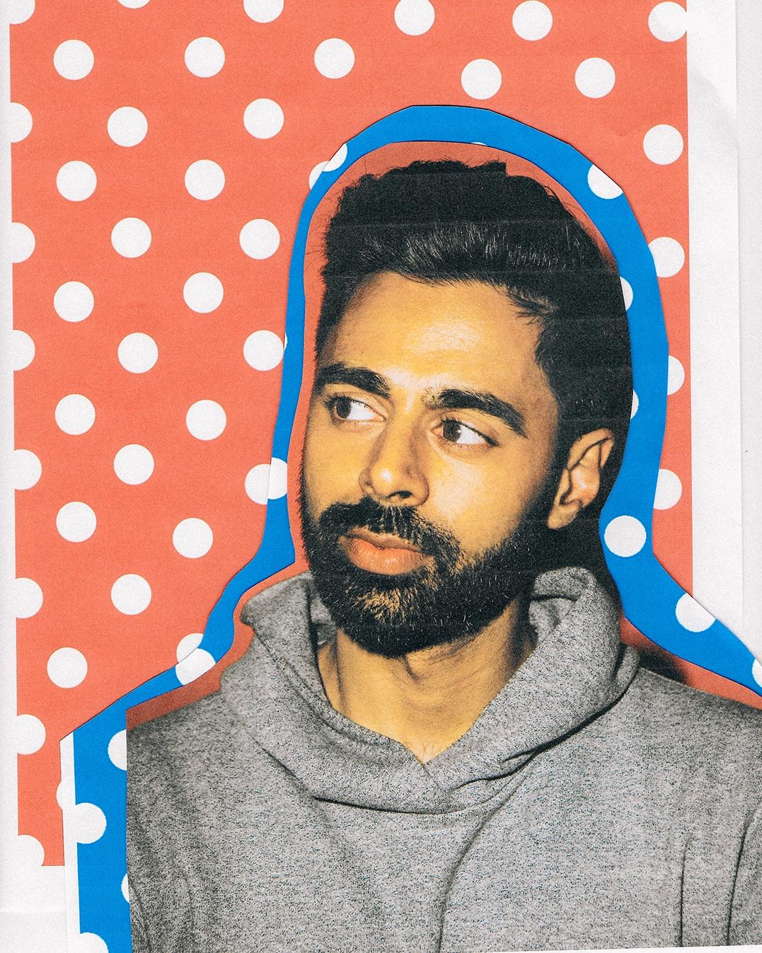 Hasan Minhaj x Rhapsody Magazine