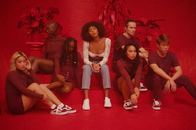"Still from ""Hearts Ain't Gunna Lie"" (LINK IN BIO) for @arlissa_xx x @jonasblue dir by me choreo by genius @natallireznik prod by @maria.maria @cafleen @johnnycaptures DP @samcutlerkreutz set design @keithboos @blimp.boy styling @madbadting ❤️"