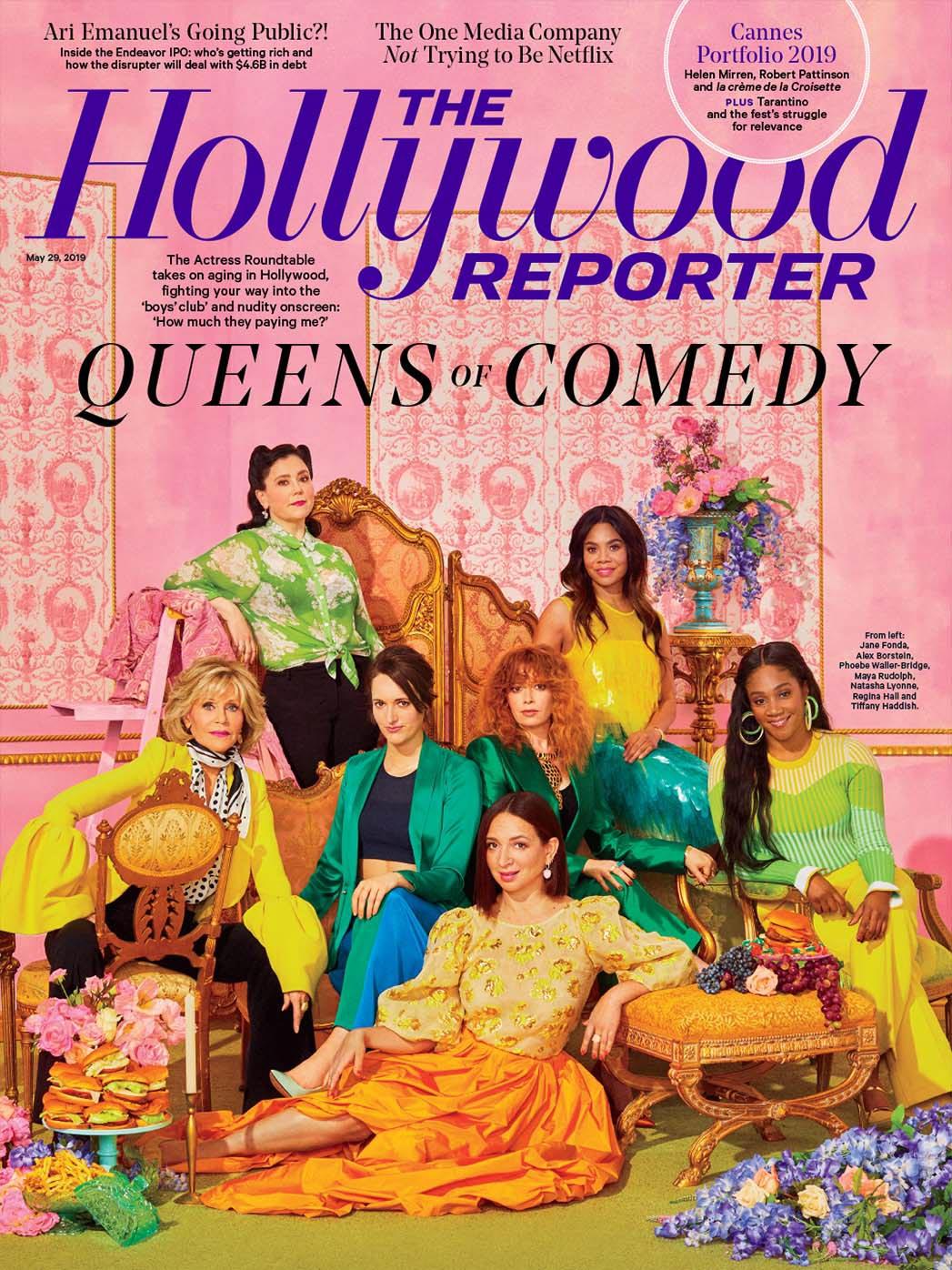 THR x Hollywood Roundtable
