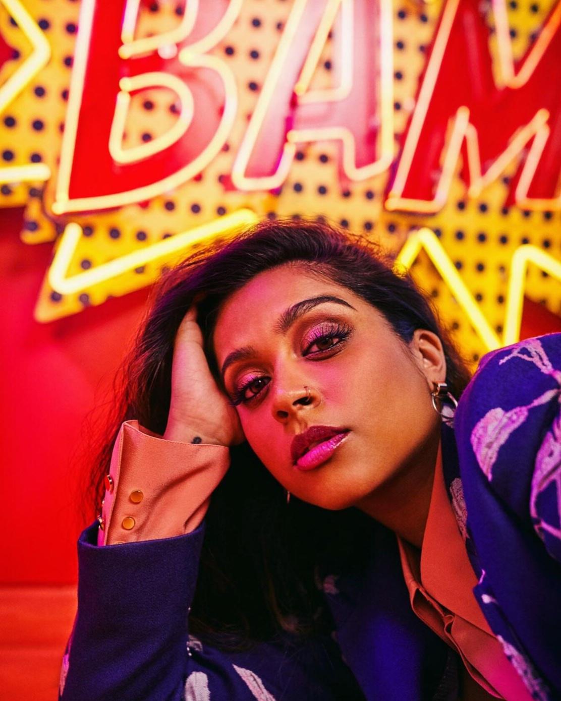 THR x Lilly Singh