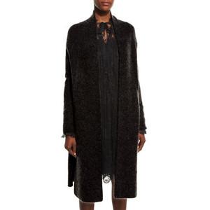 Elie Tahari Long Knit Cardigan