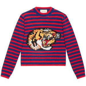 Gucci Tiger Sweater