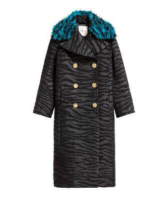 Kenzo x H&M Tiger Print Coat
