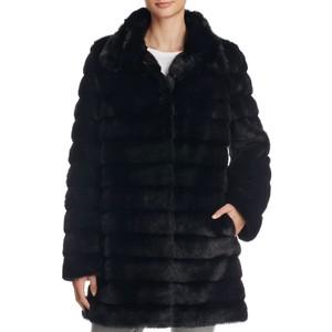 Anne Klein Faux Fur Coat
