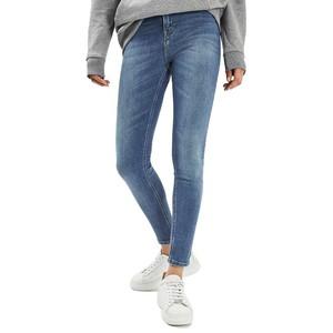 Topshop Jamie High Rise Crop Skinny Jeans