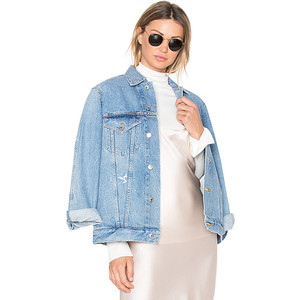 JESSIE DENIM JACKET  AGOLDE