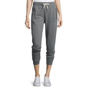 Grey State Megan Cuffed Jogger Pants