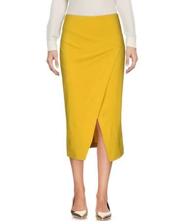 Share Facebook Google+ Twitter Pinterest mailToFriends PINKO BLACK 3/4 length skirt