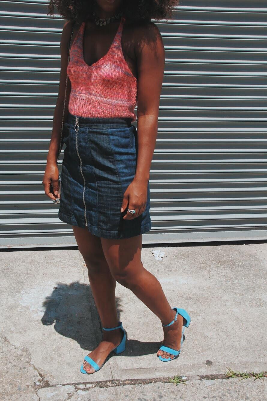 Block Heels... - makes being stylish comfortable!
