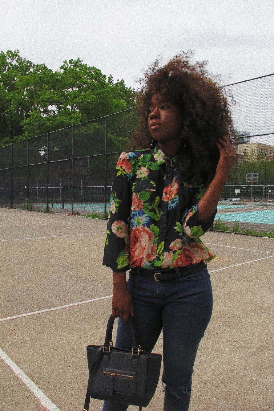 The Best Floral Outfit For Summer