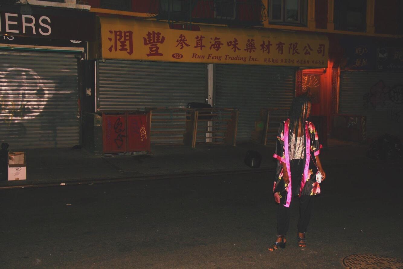 Summer Layers - Kimono Style