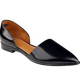 Marc Fisher LTD Amelie Slip-On D'Orsay Flats
