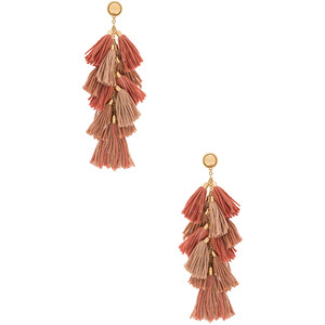 TASSEL BUNCH EARRINGS