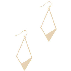 KITE DROP EARRING