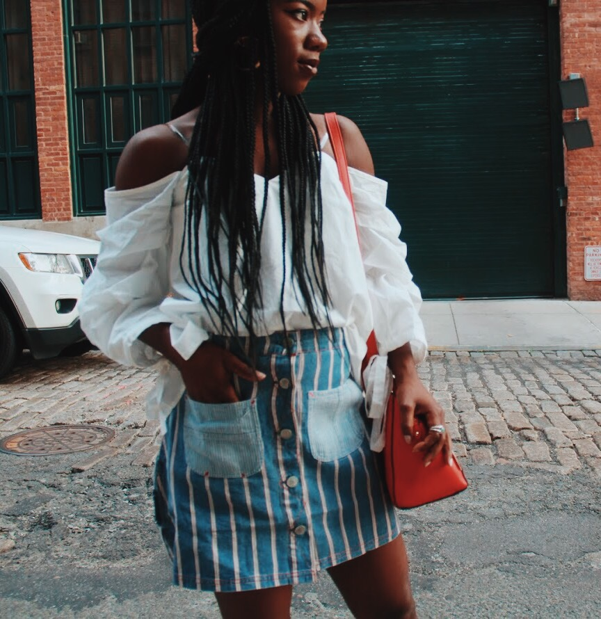 summer denim trends