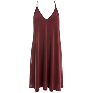 WASHED MODAL SLIP DRESS