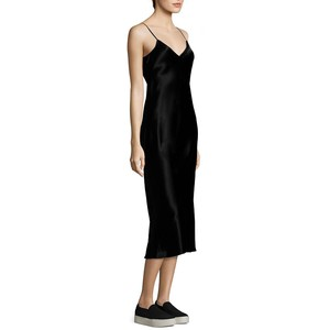 Vince V-Neck Slip Dress