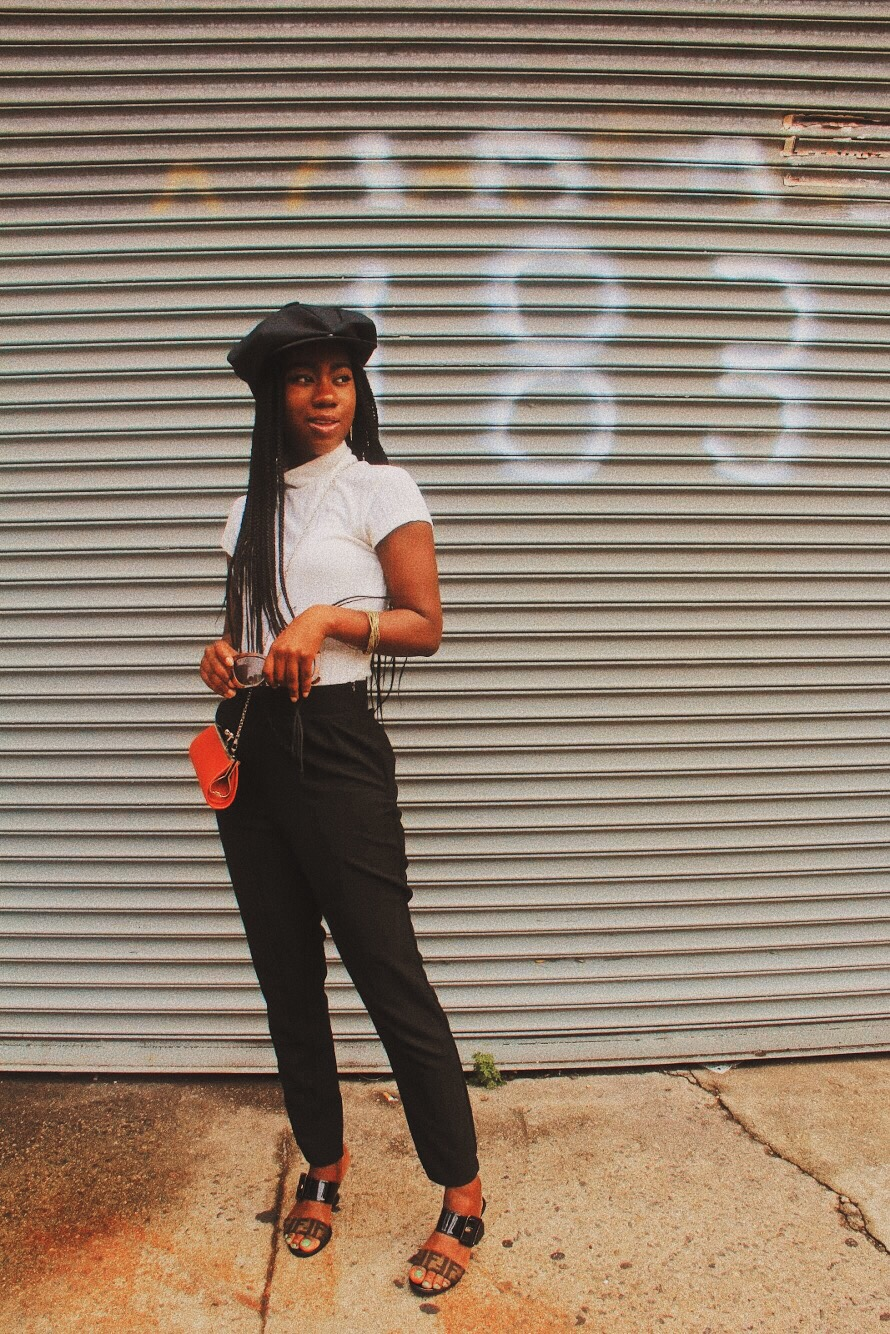 Poetic Justice Inspired Outfit