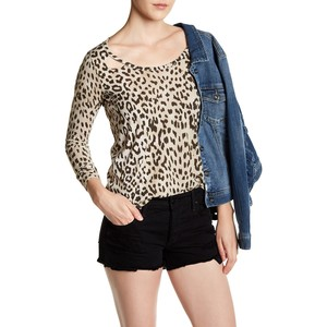 Chaser Vintage Cheetah Shirt