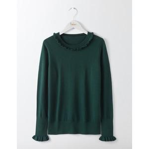 green BERNADETTE SWEATER