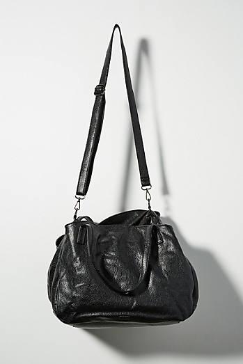 Triple Compartment Tote Bag