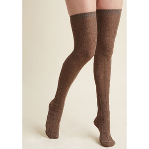 Ladylike Allure Thigh Highs
