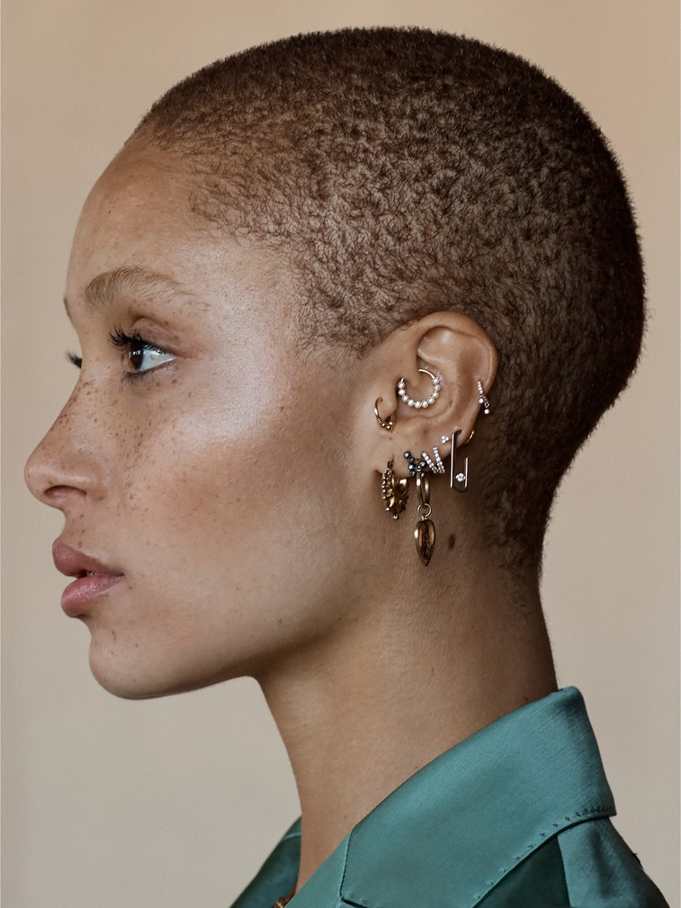 Adwoa Aboah Image Via  Teen Vogue