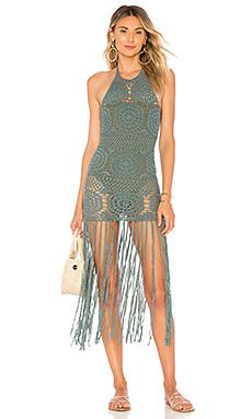AMY CROCHET DRESS